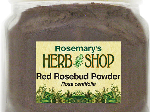 Rosebud Powder