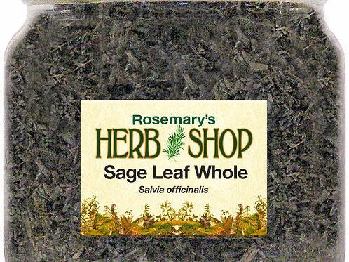 Sage Leaf - Whole