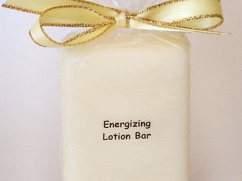 Energizing Lotion Bar