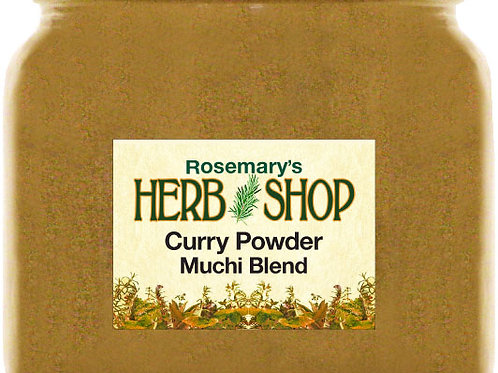 Curry Powder Muchi Blend
