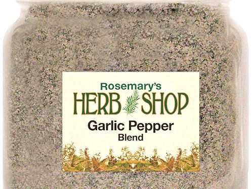 Garlic Pepper Blend