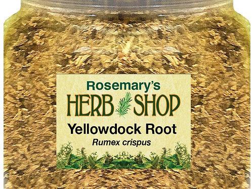 Yellowdock Root