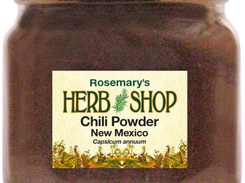 Chili Powder, New Mexico