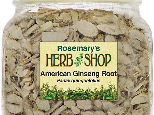 Ginseng (American) Root