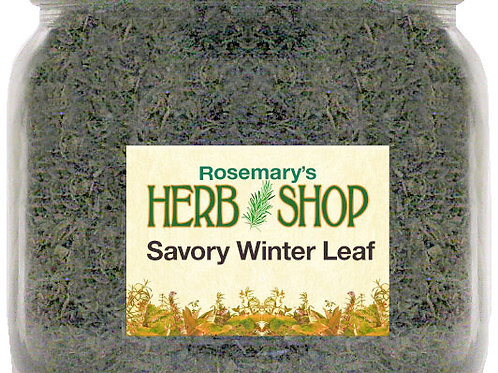 Savory Leaf - Winter