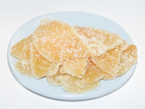 Crystallized Ginger - Flat