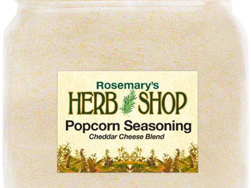 Popcorn Seasoning Cheddar Cheese