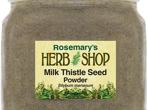 Milk Thistle Seed Powder