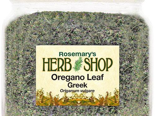 Oregano Leaf  Mediterranean