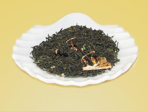 Key Lime Black Tea - Blend