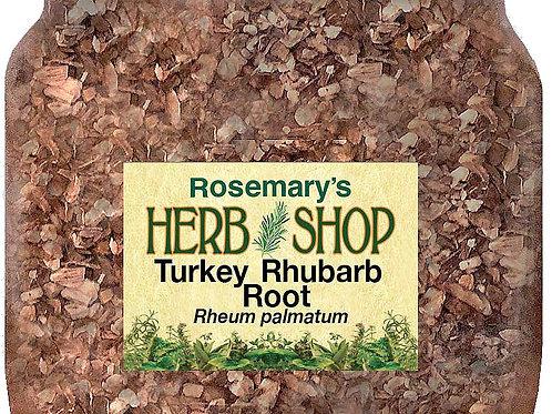 Turkey Rhubarb Root
