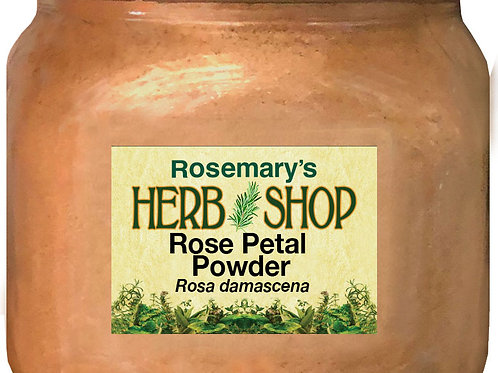 Rose Pedal Powder