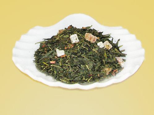 Strawberry Green Tea - Blend