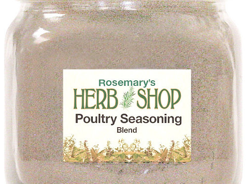 Poultry Seasoning Blend