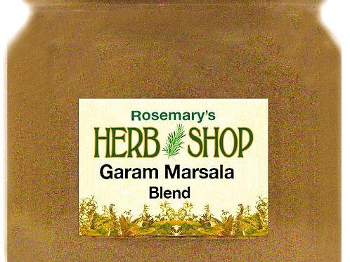 Garam Marsala Blend
