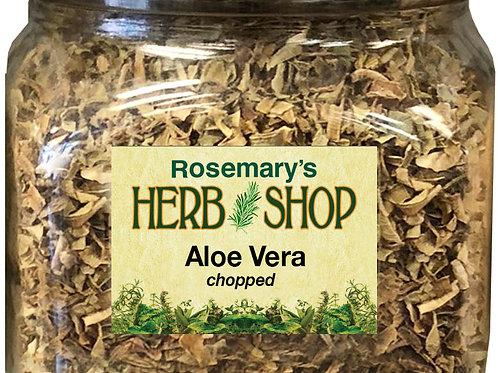 Aloe Vera chopped