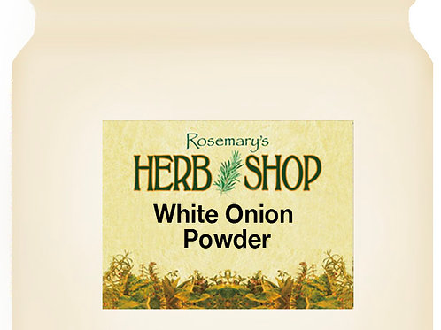 Onion Powder, White
