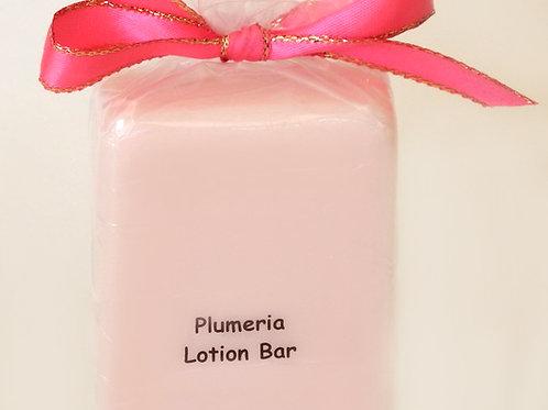 Plumeria Lotion Bar