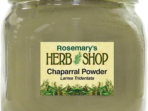 Chaparral Powder