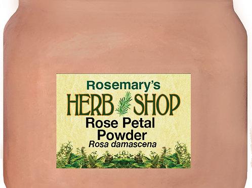 Rose Pedal Powder