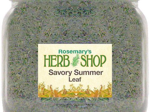 Savory Leaf - Summer