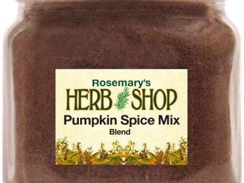 Pumpkin Spice Mix Blend