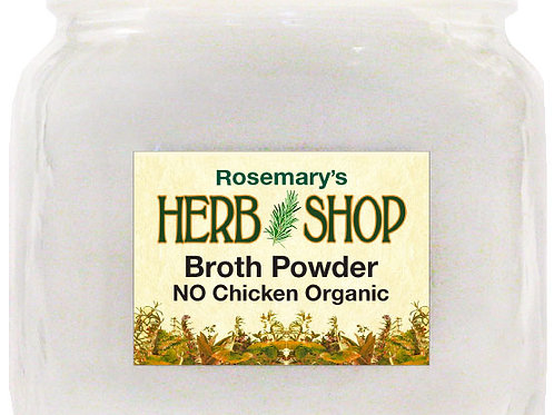 Broth Powder - No Chicken