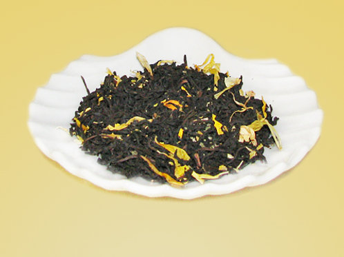 Peaches & Cream Black Tea - blend