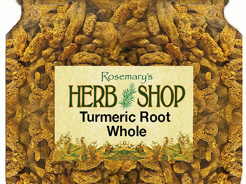 Turmeric Root Whole