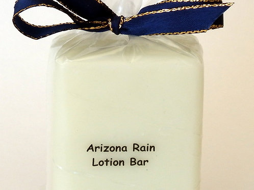 New Mexico Rain Lotion Bar