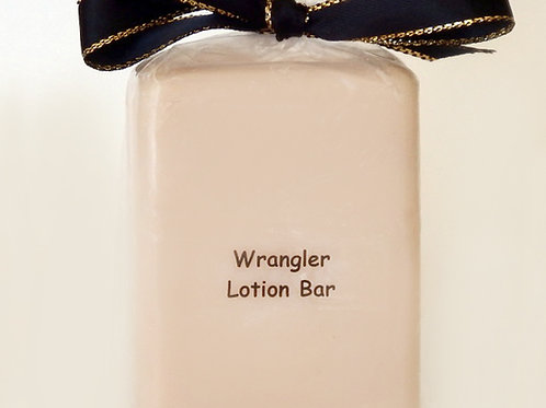 Wrangler Lotion Bar