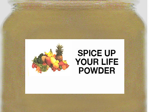Spice Up Your Life Blend - Powder