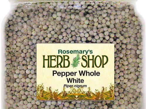 Pepper, Whole White