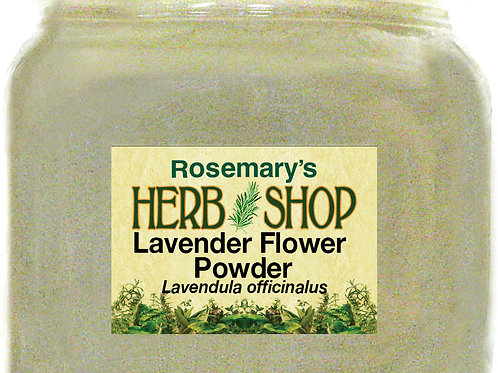 Lavander Flower Powder