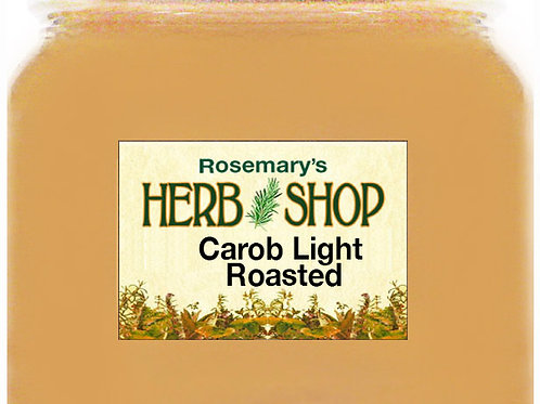 Carob Light Roasted