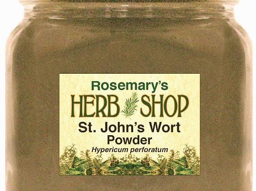 St. John's Wort Powder