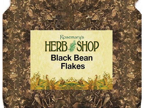 Black Bean Flakes