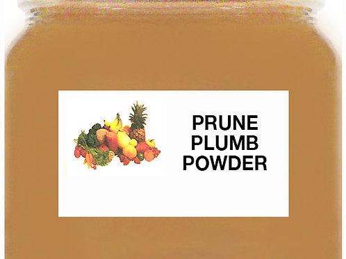 Prune Plumb Powder
