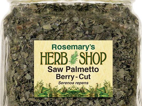 Saw Palmetto Berry Cut