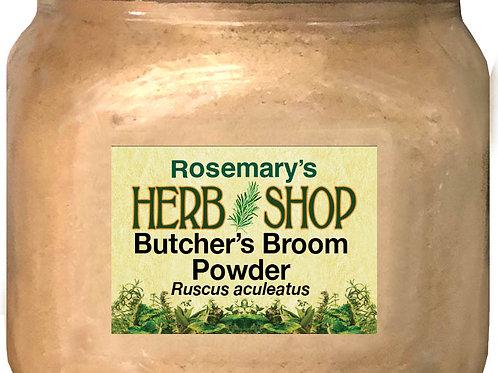 Butcher's Broom Powder