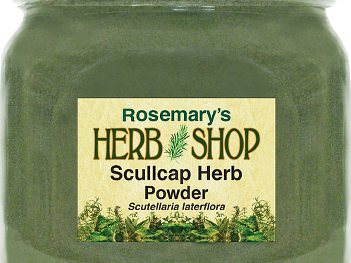 Scullcap Root Powder