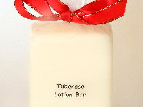 Tuberose Lotion Bar