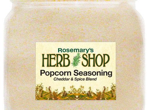 Popcorn Seasoning - Cheddar & Spice Blend