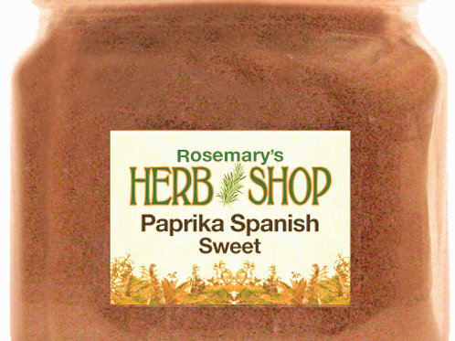 Paprika, Spanish Sweet