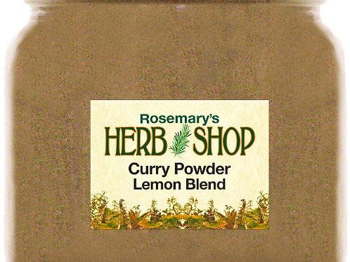 Curry Powder Lemon Blend