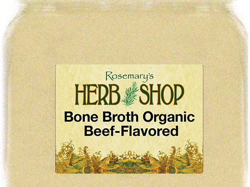 Bone Broth Organic Beef Flavor
