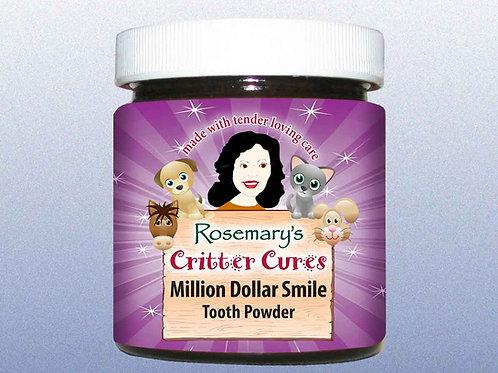 Million Dollar Smile - Tooth Powder (5oz)