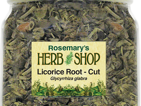 Licorice Root-Cut