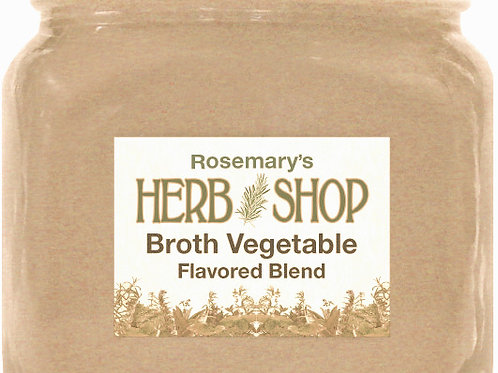 Broth - Vegetable
