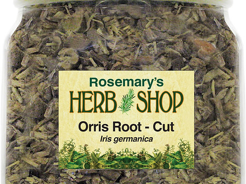 Orris Root-Cut
